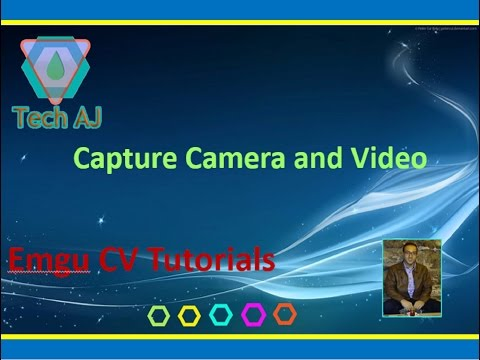 EmguCV #11: Capture Camera and Video in EmguCV