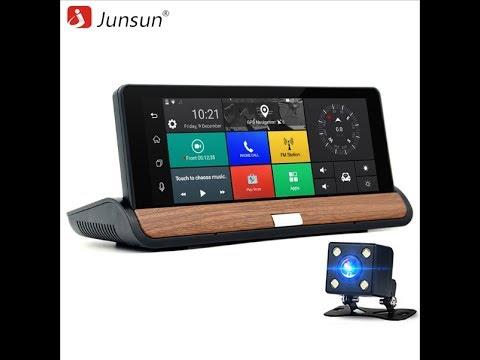 """Автомобильный планшет Junsun 7"""" 3G"""