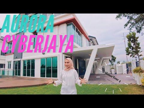 House Tour 4 | Brand New CYBERJAYA SUPERLINK LAUNCHING | 3 - Storey | For Sale Aurora Cyberjaya