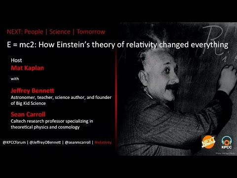 E = mc^2: How Einstein's theory of relativity changed everything