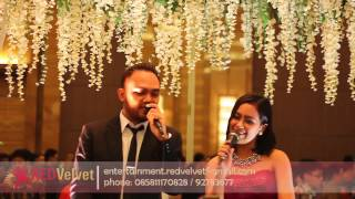EVERYTHING MICHAEL BUBLE Cover Red Velvet Entertainment Live At PULLMAN HoteL