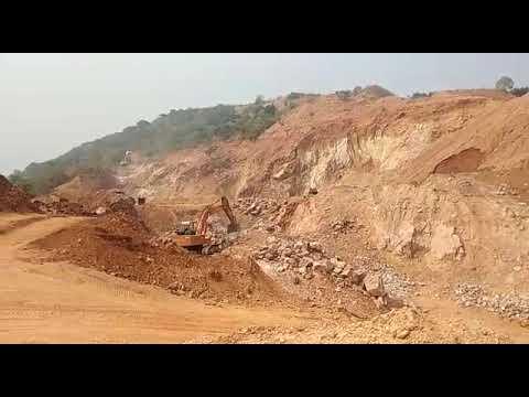 Mining activity of Quartzite at our Mines - 2