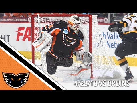 4/28/18 Phantoms vs Bruins