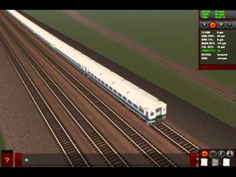TRAINMUSTDIE Route for TRS2006 in Trainz Classics 1&2 - 2/3