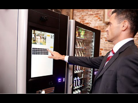 Facial Recognition Vending Machine Restricts Purchases Based on Medical Records, Diet Requirements