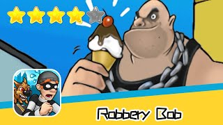 Robbery Bob Summer Camp Level 10 Walkthrough Prison Bob Recommend index four stars