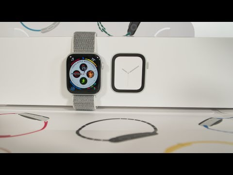 Apple Watch Series 4 - Unboxing & First Impressions - AMAZING!