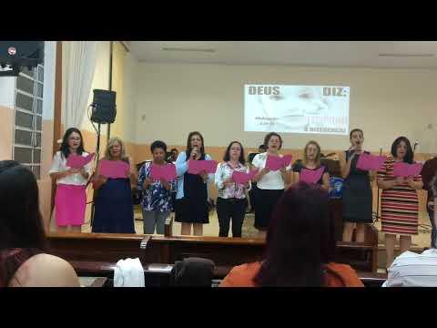 Ministério de mulheres missionária vila Amorim 0810