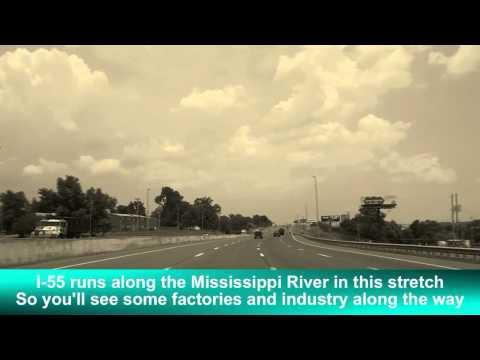 I-55 North: St. Louis, MO