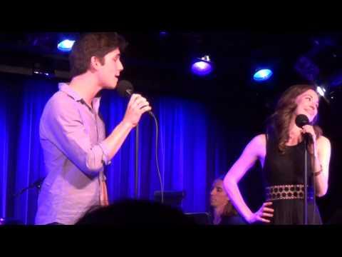 "Adam Kaplan & Liana Hunt performing ""Accident Waiting to Happen"""