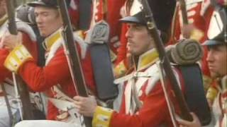 March of the Redcoats