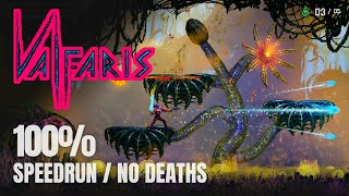 Valfaris - 100% Speedrun 1:33:46 + No Deaths + All Secrets, Weapons & Resurrection Idols