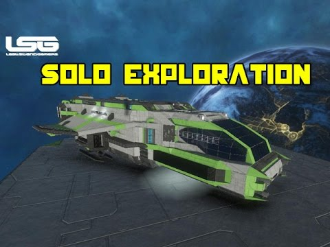 Space Engineers - Astraeus Solo Exploration Ship