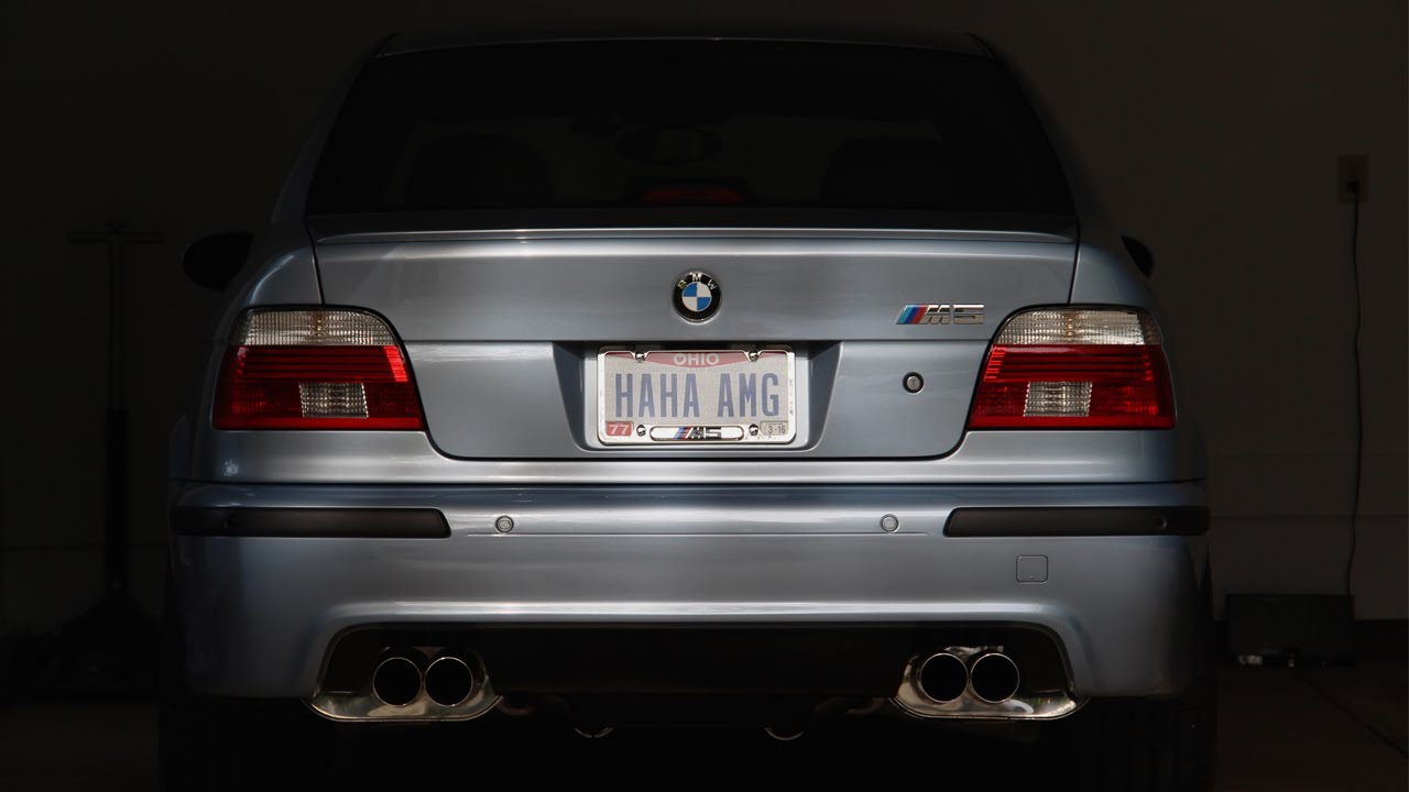 BMW E39 M5 – Front PDC Retrofit | BMW E39Source