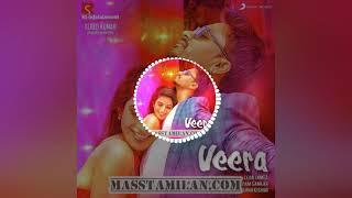 Cover images Verattama_Veratturiye latest new popular song.playon(VEERA)( by Neeti Mohan, Sid Sriram)
