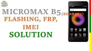 Micromax Bharat 5 Flash File