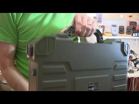 T4D #41 - Fluke 17b, fake leads, UT71D, ELBRO AC Solar Powered Case