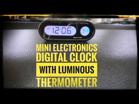 dytesa-car-mini-electronic-clock-|-time-watch-auto-dashboard-clocks-|-luminous-thermometer-|-review