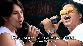 Parranda cumbias de oro - Orquesta Candela