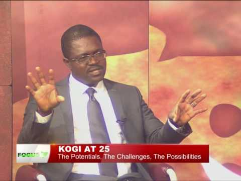FOCUS NIGERIA INTERVIEW ON KOGI STATE @ 25