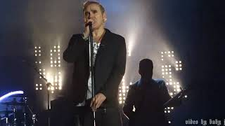 Morrissey-LOVE IS ON ITS WAY OUT-Live @ The Palladium, Cologne, Germany-March 9, 2020-The Smiths-MOZ