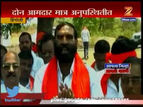 Hingoli Abhyan By Shiv Sena