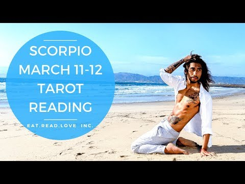 Scorpio - If you knew they lied? Does it matter? but if they didn't? March 11-12 Tarot Reading