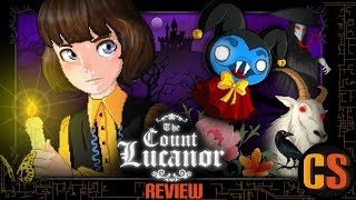 THE COUNT LUCANOR - PS4 REVIEW