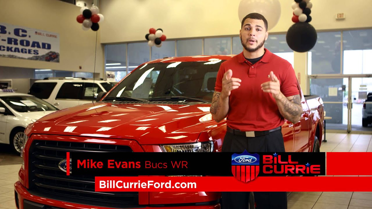 Bill Currie Ford Making the Switch 30 Sec TV Ad