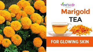 DIY - Marigold Tea & Its Benefits  | Get Younger Looking Skin naturally