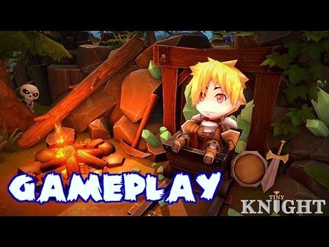 Tiny Knight Gameplay [PC 1080p]