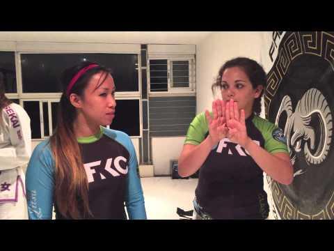 Interview Lana Hunter and Kimberly