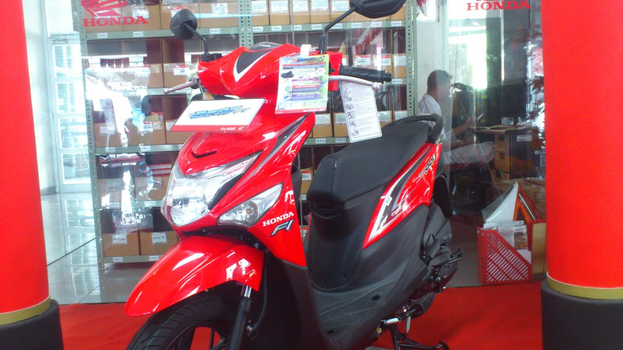 106 Modifikasi Honda Beat Fi Cbs Modifikasi Motor Beat Terbaru