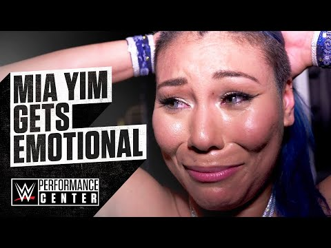 Mia Yim's Emotional NXT TakeOver Experience