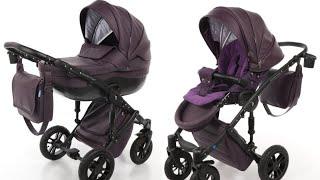 Купить детскую коляску NOORDLINE STEPHANIA STYLE. Красиво, практично и технологично!