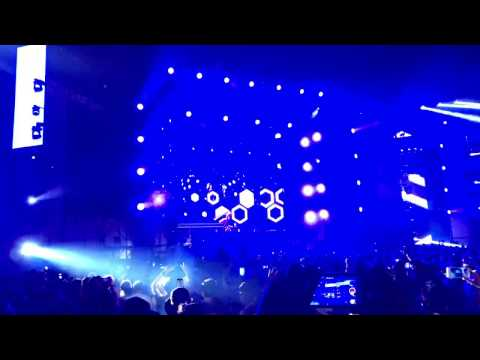 Hardwell Hardstyle Ending (808 Festival 2016) [4K...