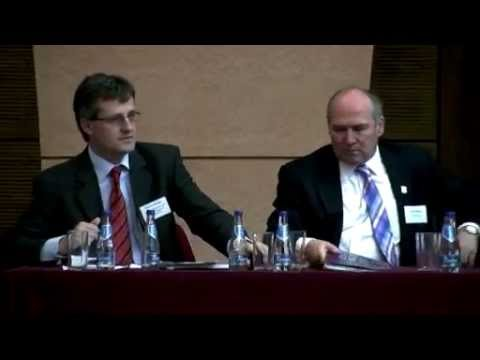 Q&A Session with Prof. Terry Smith and Dr. Kieran Moylan at Regional Innovation 2011