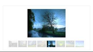 Images in Javascript Arrays | Simple Slideshow