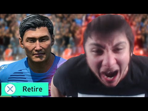 Miura Player Career but it goes horribly wrong