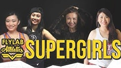 Special appearance by SuperGirls & Duos during TML Crew MC in Kuching, Sarawak