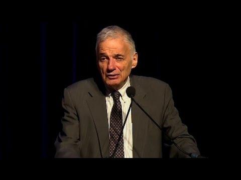 Breaking Through Power: Ralph Nader on Restoring Tort Law