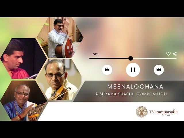 Meenalochana    T V Ramprasadh