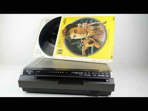 Retro tech: The RCA CED Videodisc