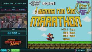 I wanna Run the Marathon by BBF in 37:32 - AGDQ 2018 - Part 114
