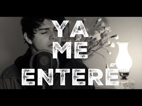 Urband 5 | COVER Ya Me Enteré