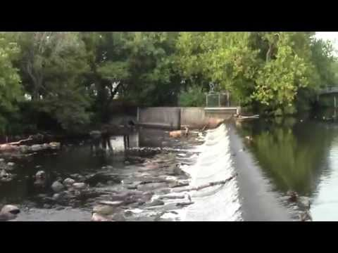 Charles River Greenways Watertown MA Part 1.