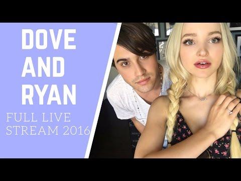 LIVE STREAM: Dove Cameron + Ryan McCartan