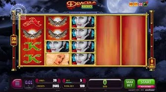 Online slot game DRACULA RICHES ☛ 35 150 credits ☚ ONLINE CASINO SUPER WIN