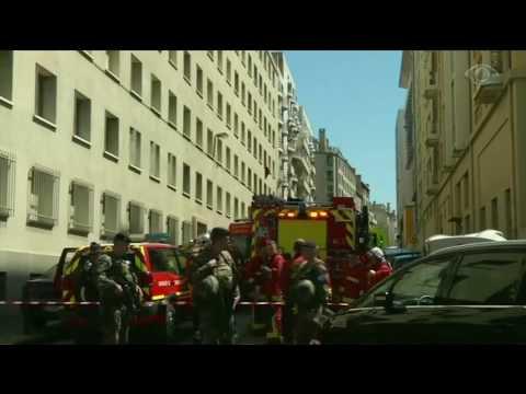 Polícia prende suspeitos que planejavam atentado na França
