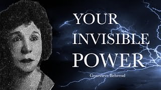 Your Invisible Power - The Great Secret of Success - Genevieve Behrend